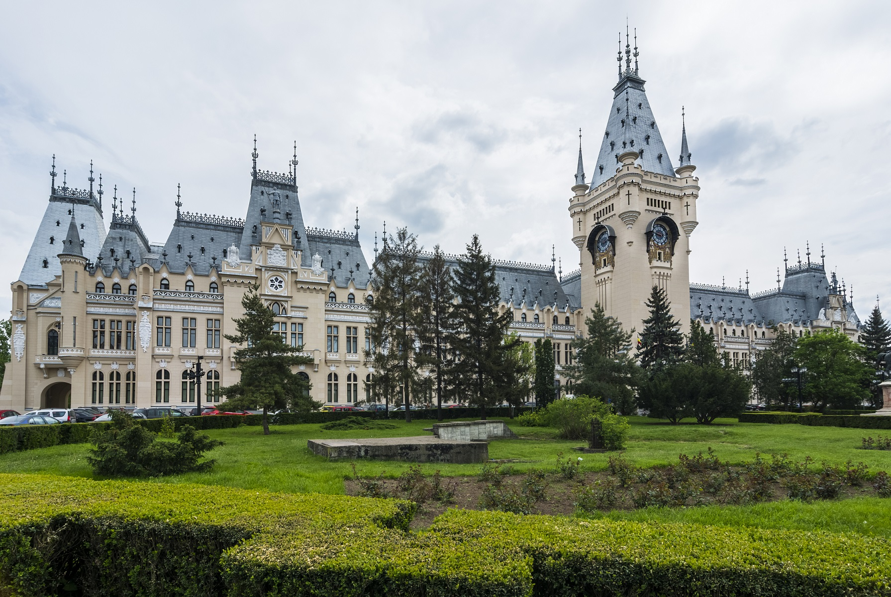 Iasi Palatul Culturii