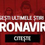 32 de cazuri Coronavirus in Romania
